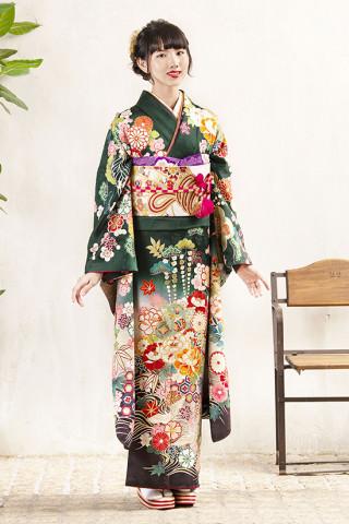 古典柄日本の四季めぐり