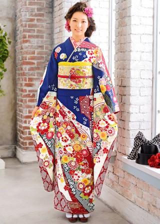 みかわや振袖Collectionの衣装画像1