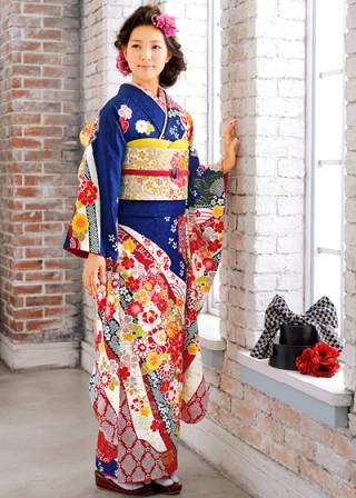 みかわや振袖Collectionの衣装画像2