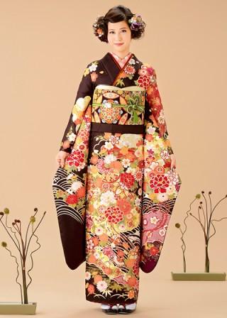 No.12308 みかわや振袖Collection2014 No,6110