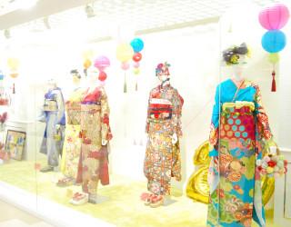 成人式のレンタル振袖 ことふり 姫路店の店舗画像2