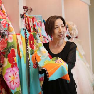 米田 春美のスタッフ画像