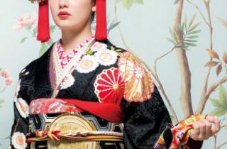 J・ROSSO 黒 大輪菊の衣装画像3