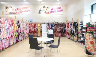 総合貸衣裳館Mai 滝ノ水の店舗画像2