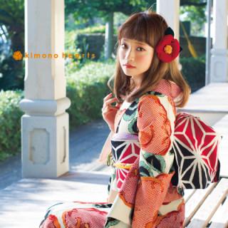 キモノハーツ京都別蔵 kimono hearts kyoto betsukuraの店舗画像2