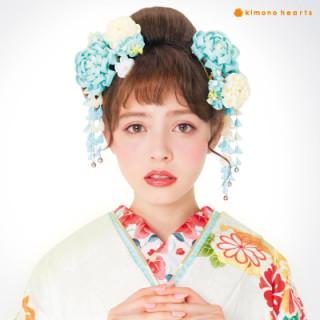 キモノハーツ京都別蔵 kimono hearts kyoto betsukuraの店舗画像3