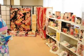 kimonoギャラリーまつながの店舗画像1