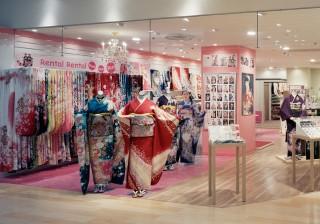 きものやまと マリエとやま店の店舗画像1