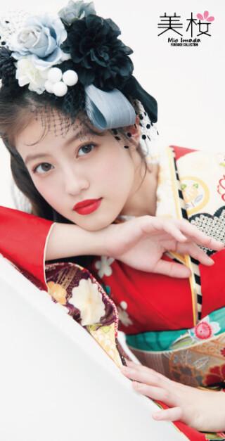今田美桜 最新フリソデ NEWLOOK!06