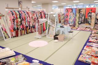 振袖専門店 シャレニー 松本店の店舗画像2