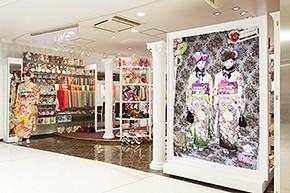 きもの夢見るゆめこ 天神コア店の店舗画像3