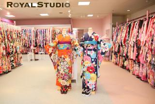 ロイヤルスタジオ 東バイパス 新南部店の店舗画像6
