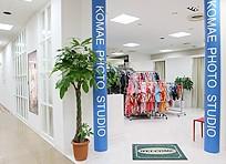 コマエ写場 アルパーク天満屋店の店舗画像3