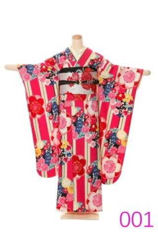 れとろ姫 ピンク001の衣装画像2
