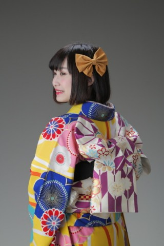 れとろ姫 イエロー016の衣装画像3