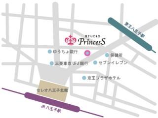 Studio Princess 八王子店の店舗画像3