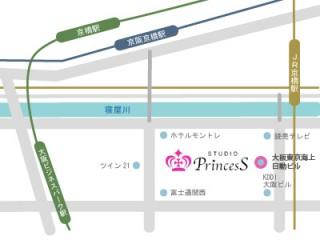 Studio Princess 京橋店の店舗画像3