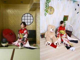 レンタル着物マイン 神戸店の店舗画像3