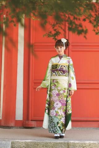 KIWAMI新作振袖 No.004の衣装画像2