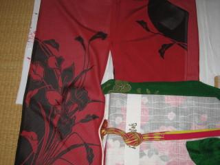 赤×黒 リリーの衣装画像2