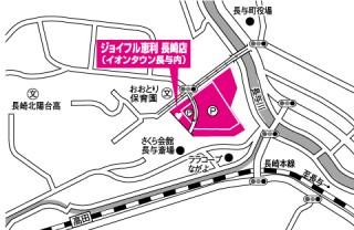 ジョイフル恵利 長崎店の店舗画像1