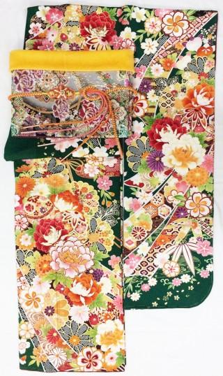 《レンタル》緑×熨斗