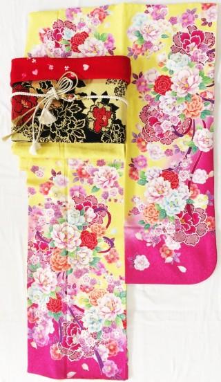 《レンタル》黄×花