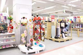 きもののやしま 祇園店の店舗画像1