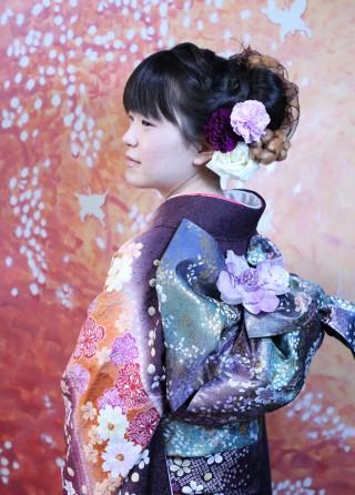 辻が花の衣装画像2