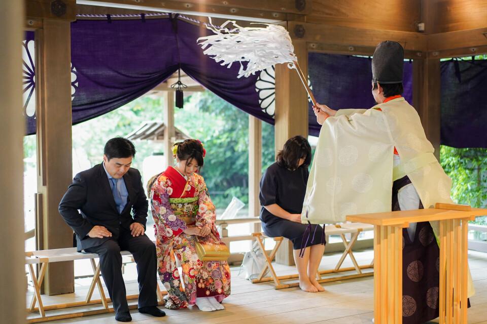 鎌倉宮成人式ご祈祷 振袖前撮り ロケーションフォト6