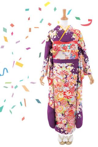 2018最新振袖collection
