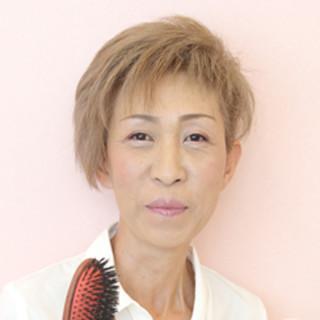 前田 賀代のスタッフ画像