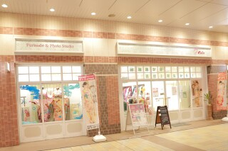 振袖&卒業袴専門店  エイル 相模大野店の店舗画像3