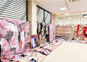 古賀新きもの館の店舗画像2