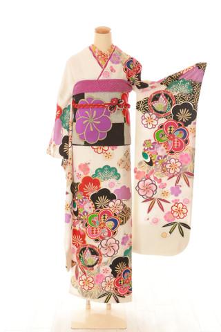 レトロ古典【白/赤/紫】