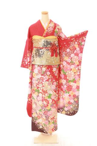 古典【赤/ピンク】の衣装画像1