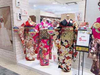 トータルフォトスタジオCoco振袖館 イオンモールいわき小名浜店の店舗画像5