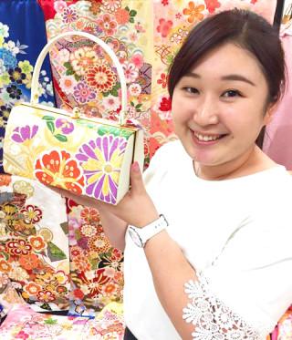 尾崎 千夏のスタッフ画像