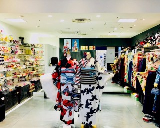 キモノハナ 大通ポールタウン店の店舗画像2
