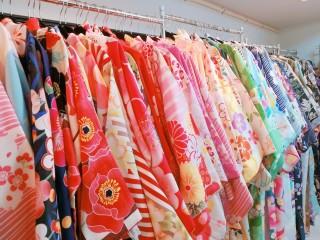 京都 祇園店 着物レンタル 梨花和服の店舗画像1
