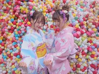 京都 祇園店 着物レンタル 梨花和服の店舗画像2