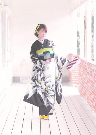 FURISODE京扇レンタルパンフ